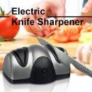 Multifunction Electric Automatic Knife Sharpener 2 Stage Kitchen Fruit Knife Scissors Sharp