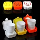 Folding Cup Collapsible Water Drinking Cup Camping Travel Business Trip