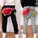 Trousers Baby Jeans Skinny Blue Long Shark Pocket Jeans