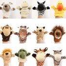Animal Kid Gloves Hand Puppet Fingers Soft Plush Story Story Telling Toys