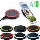 Wireless Charger Charging Dock Power Pad For iPhone Samsung S6 / S6 Edge