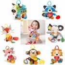 Infant Teether Preferred Soft Appease Calm Toys Developmental Cute Doll