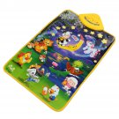 Animal Concert Crawl Touch Games Music Mat Blanket