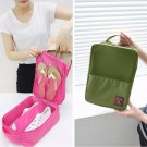 Travel Storage Bags Waterproof Portable Shoes Box Pouch
