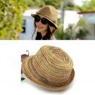 Women Fedora Hat Sunhat