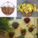 14inch Semicircular Wall Hanging Flowerpot