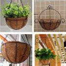 16inch Semicircular Wall Hanging Flowerpot