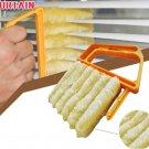 Microfibre Venetian Blind Brush Window Air Conditioner Duster Dirt Cleaner Tool