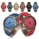 Fashion Cowboy Analog Round Dial Quartz Wrist Watch