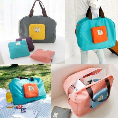 Large Travel Luggage Bag Foldable Clothes Storage Bag Organizer