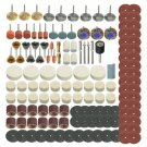 140pcs Rotary Tool Accessories Set Polishing Kit for Dremel