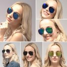 Ladies Casual Outdoor For Summer Session Metal Frame Yurt Color UV Protection Sunglass
