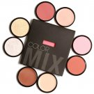 Refill Glow Shimmer Makeup Long-lasting Bronzer Contour Face Pigment Highlighters Palette