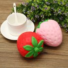 Squishy Jumbo 11.5cm Strawberry Fruit Soft Slow Rising Collection Gift Decor Toy