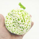 Squishy 10cm Cantaloupe Melon Fruit Slow Rising  Scented Collection Decor Toy