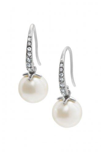 garlicfashion special elegant women fashion Maddie Pearl Earrings