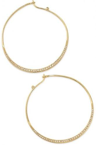 garlicfashion special elegant women fashion Heiress gold Hoops