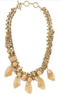 garlicfashion special elegant women fashion Jacqueline necklace