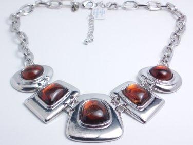 garlicfashion DIY handmade women fashion Kiam Family Tortoise necklace