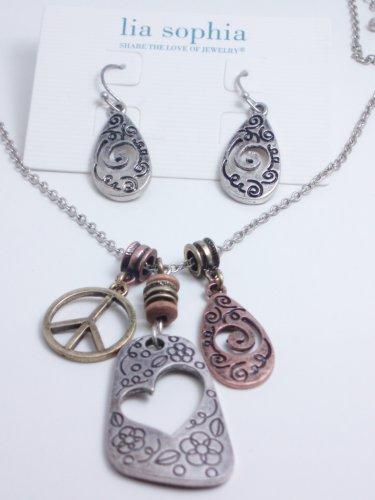 garlicfashion DIY handmade women fashion Day Dreamer earrings necklace set