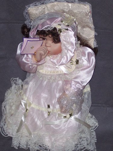 """""""JOAN"""" FROM THE GOLDENVALE PORCELAIN DOLL COLLECTION"""