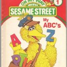 My Abc's (ON MY WAY WITH SESAME STREET, Volume 1)