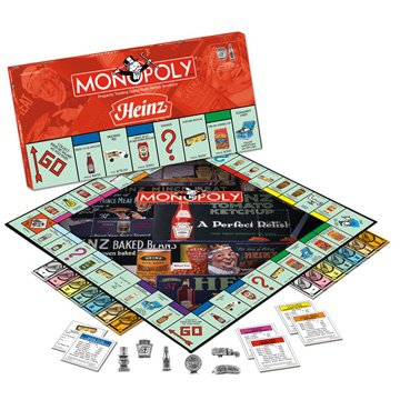 Monopoly - Heinz Collector Edition (Brand New, Unopened, RARE)