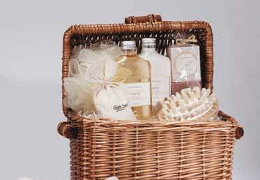 Honey Vanilla Bath Set