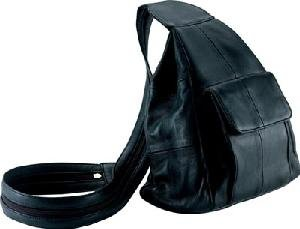 Genuine Leather Hobo Purse