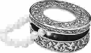 Silverplated Jewelry Box
