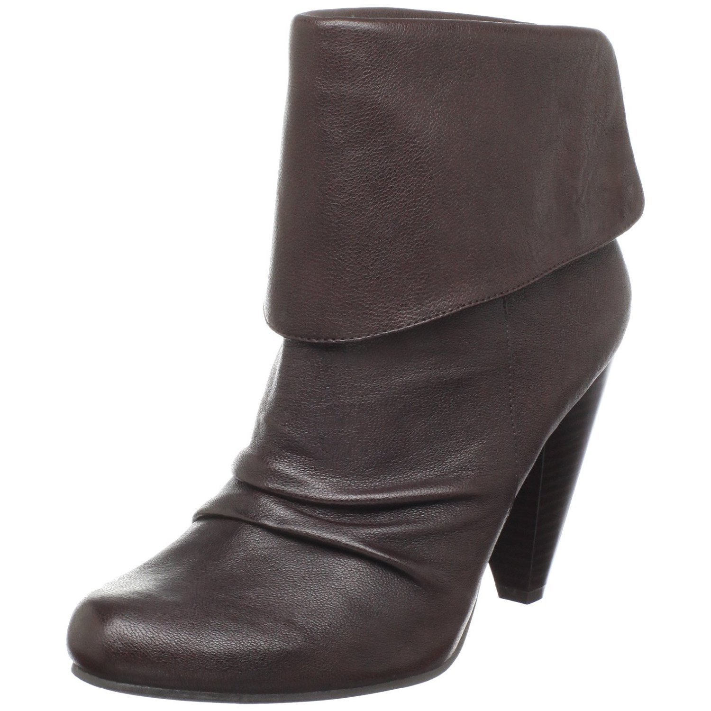 Jessica Simpson Adora Ankle Boots Women's Espresso Size 8 US