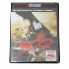 300 HD DVD & DVD Combo Format, New & Sealed