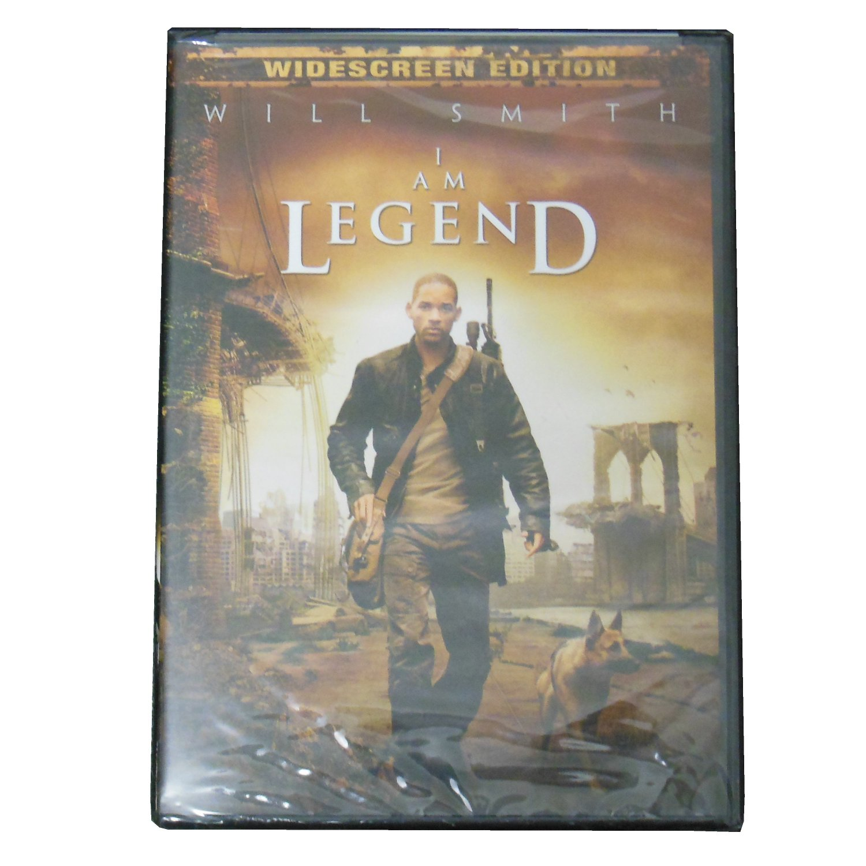 I Am Legend (2007) DVD, New & Sealed