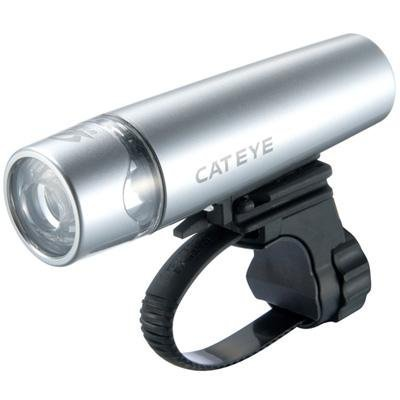 CatEye Uno Opticube LED Bicycle Headlight HL-EL010 Silver