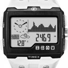 Timex Expedition WS4 Watch T49659 White/Black Altimeter Compass Barometer