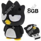 8GB USB 2.0 Samsung Chip USB Flash Drive - Bird Style