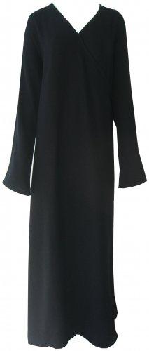Side-Wrap Abaya