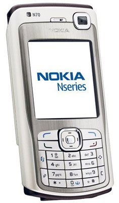 BRAND NEW Nokia N70 Unlocked GSM Phone