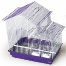 "NEW Purple Like-A-House Bird Cage Kit 24"" H x 14"" W x 26"" L"