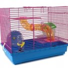 """NEW 3 Level Small Animal Play Cage 18"""" L x 11"""" W x 14.5"""" H"""