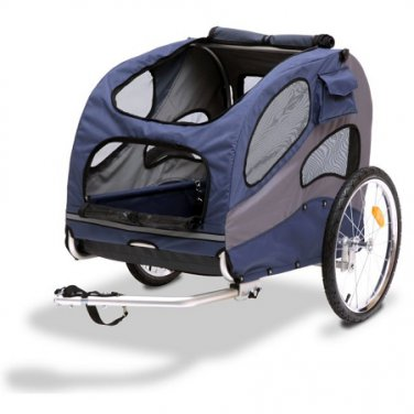 Large Pet Trailer & Stroller HOUNDABOUT - Up to 110 lbs