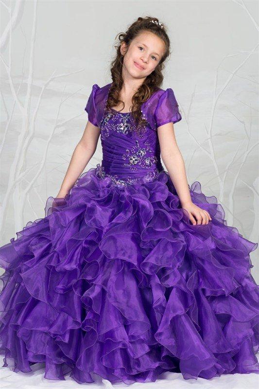 508a68b13 girl dress presentacion de 3 anos 24SY1-060
