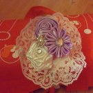 ribbon flower headband hair accessories, accessories