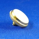 New Getzen  Gold Plated Finger Button with Pearl  for 700 1200 and more