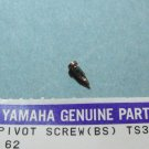 2 YAMAHA Sax Pivot Screws for Octave Lever & G Key