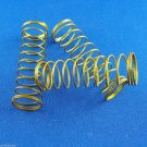 3 Genuine Bach model 869 Mercedes MarchingTuba Valve Springs
