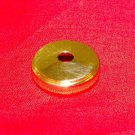 Genuine Lacquer Finish Bottom Valve Cap  Benge Conn King Cornet Trumpet and more