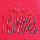 Flat , Needle Springs for Selmer Super 80 Series II Alto Saxophone Complete Set