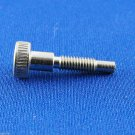 Genuine Blessing Nickel Plated Third Slide Stop Screw Trumpet Cornet...