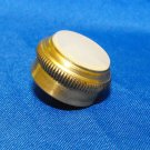 Universal USA made Pan American Trumpet Cornet Brass Finger Button with Pearl